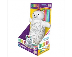 Ursulet de colorat, firma D-Toys